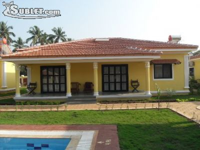 Image 1 furnished 2 bedroom Apartment for rent in North Goa, Goa