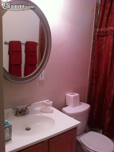 Image 2 either furnished or unfurnished 1 bedroom Apartment for rent in Pima (Tucson), Old West Country