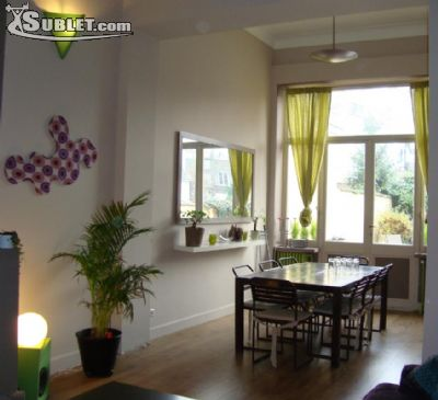 Image 2 furnished 1 bedroom Apartment for rent in Saint Gilles, Brussels