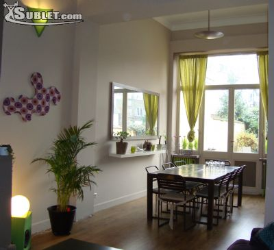 Image 9 furnished 1 bedroom Apartment for rent in Saint Gilles, Brussels