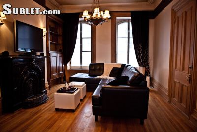 Image 2 furnished 2 bedroom Apartment for rent in Vieux Quebec, Quebec City