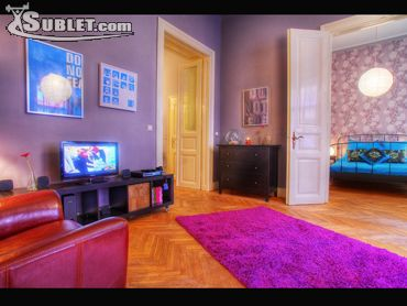 Image 2 furnished 2 bedroom Apartment for rent in District 6, Budapest