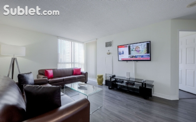 downtown furnished 1 bedroom apartment for rent 3080 per month rental
