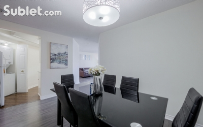 Image 3 furnished 1 bedroom Apartment for rent in Downtown, Toronto Area