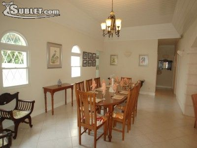 Image 5 furnished 5 bedroom House for rent in Christ Church, Barbados