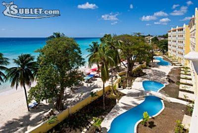Image 1 furnished 2 bedroom Apartment for rent in Christ Church, Barbados