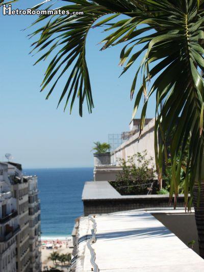 $2500 room for rent Copacabana, Rio de Janeiro City
