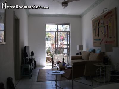 Image 3 Room to rent in Copacabana, Rio de Janeiro City 2 bedroom Apartment