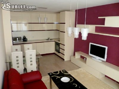 Image 1 furnished 1 bedroom Apartment for rent in Vazrazhdane, Sofia City