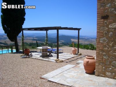 Image 2 furnished 2 bedroom Apartment for rent in Volterra, Pisa