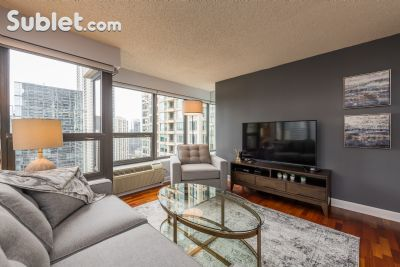 Image 6 furnished 2 bedroom Apartment for rent in Near North, Downtown