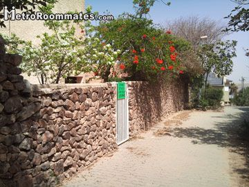 Image 1 furnished 2 bedroom House for rent in Arad, South Israel