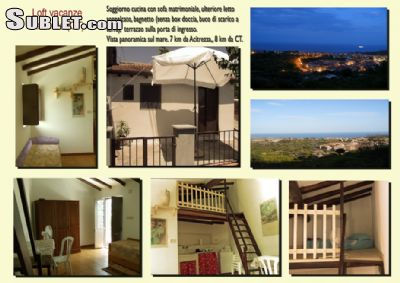 Image 3 furnished Studio bedroom Loft for rent in Aci Castello, Catania