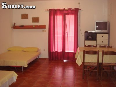Image 1 furnished Studio bedroom Apartment for rent in Rogoznica, Sibenik Knin