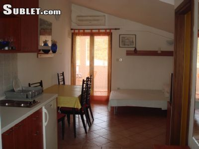 Image 1 furnished 1 bedroom Apartment for rent in Rogoznica, Sibenik Knin