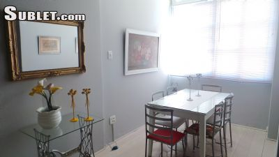Image 2 furnished 2 bedroom Apartment for rent in Copacabana, Rio de Janeiro City