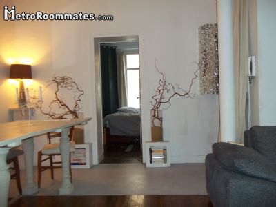 Image 1 Furnished room to rent in 14th-arrondissement, Paris 2 bedroom Apartment
