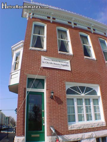 Furnished Baltimore East Room To Rent In 4 Bedroom