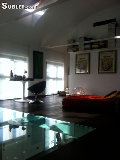Image 5 either furnished or unfurnished 1 bedroom Loft for rent in Milan, Milan