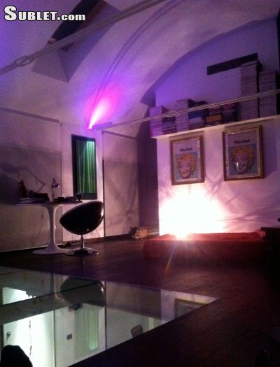 Image 6 either furnished or unfurnished 1 bedroom Loft for rent in Milan, Milan