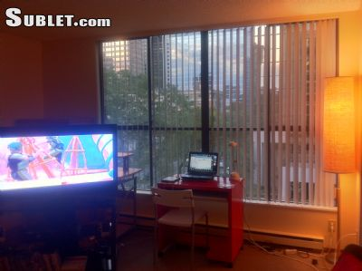 Image 9 furnished 1 bedroom Apartment for rent in Vancouver Downtown, Vancouver Area