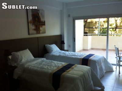 Image 1 furnished Studio bedroom Apartment for rent in Palermo, Buenos Aires City