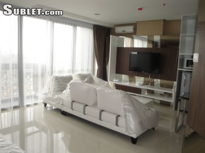 Image 4 furnished 1 bedroom Apartment for rent in South Jakarta, Jakarta