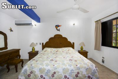 Image 6 furnished 1 bedroom Apartment for rent in Cozumel, Quintana Roo