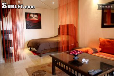 Image 2 furnished Studio bedroom Apartment for rent in Marrakech, Morocco