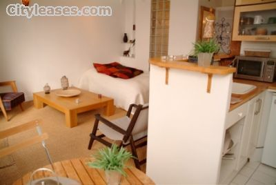 Image 2 furnished Studio bedroom Apartment for rent in 18th-arrondissement, Paris