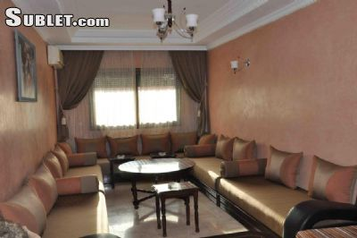 Image 1 furnished 2 bedroom Apartment for rent in Marrakech, Morocco