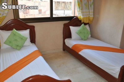 Image 3 furnished 2 bedroom Apartment for rent in Marrakech, Morocco