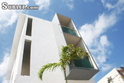 Image 1 furnished 1 bedroom Apartment for rent in Cancun, Quintana Roo