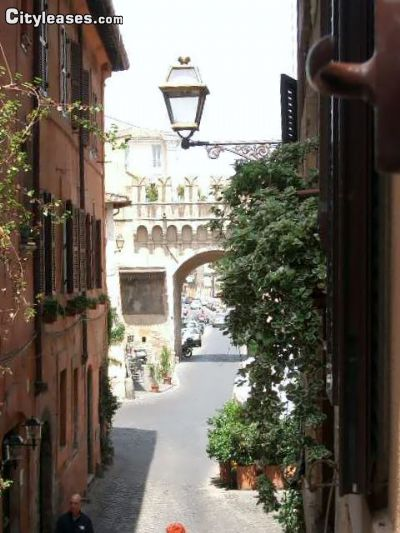 Image 4 furnished Studio bedroom Apartment for rent in Trastevere, Roma (City)
