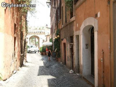 Image 5 furnished Studio bedroom Apartment for rent in Trastevere, Roma (City)