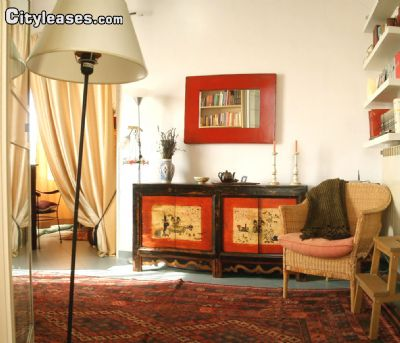 Image 6 furnished Studio bedroom Apartment for rent in Trastevere, Roma (City)
