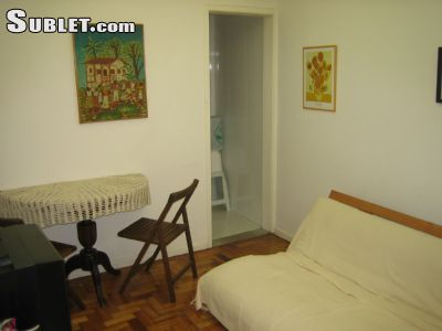 Image 1 furnished 1 bedroom Apartment for rent in Arpoador, Rio de Janeiro City
