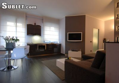 Image 1 furnished Studio bedroom Apartment for rent in Milan, Milan