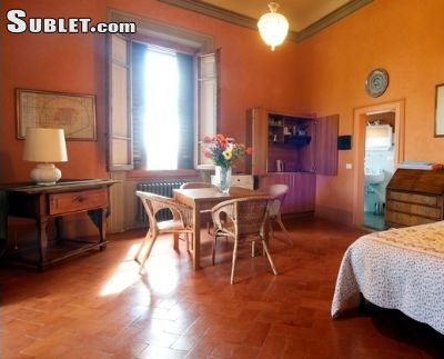 Image 1 furnished Studio bedroom Apartment for rent in Impruneta, Florence