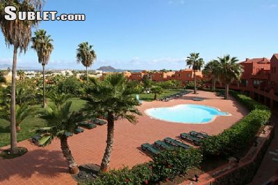 Image 1 furnished 2 bedroom Apartment for rent in Santa Coloma de Gramenet, Fuerteventura Island