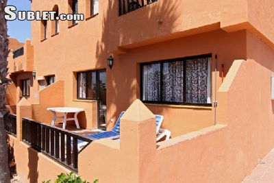 Image 2 furnished 2 bedroom Apartment for rent in Santa Coloma de Gramenet, Fuerteventura Island
