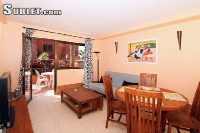 Image 4 furnished 2 bedroom Apartment for rent in Santa Coloma de Gramenet, Fuerteventura Island
