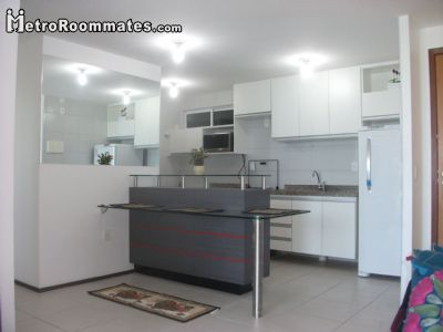 Image 1 Furnished room to rent in Fortaleza, Ceara 2 bedroom Apartment