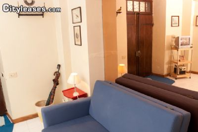 Image 3 furnished 1 bedroom Apartment for rent in Gianicolense, Roma (City)