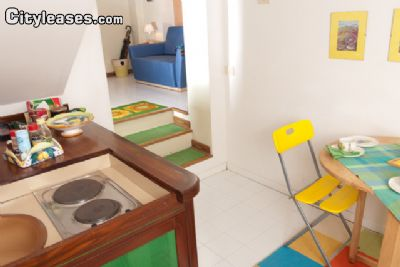 Image 4 furnished 1 bedroom Apartment for rent in Gianicolense, Roma (City)