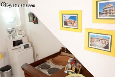 Image 5 furnished 1 bedroom Apartment for rent in Gianicolense, Roma (City)