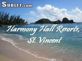 Image 1 furnished 1 bedroom Apartment for rent in Young Island, Saint Vincent Grenadines