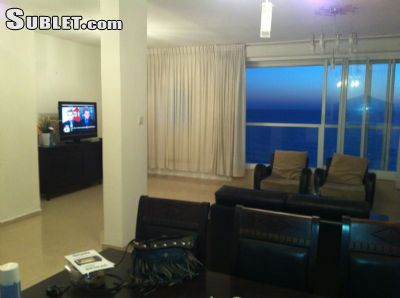 Image 2 furnished 3 bedroom Apartment for rent in Bat Yam, Tel Aviv