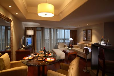 Image 1 furnished 2 bedroom Apartment for rent in Changning, Shanghai Proper