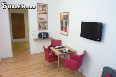 Image 1 furnished Studio bedroom Apartment for rent in Friedrichstadt, Dusseldorf